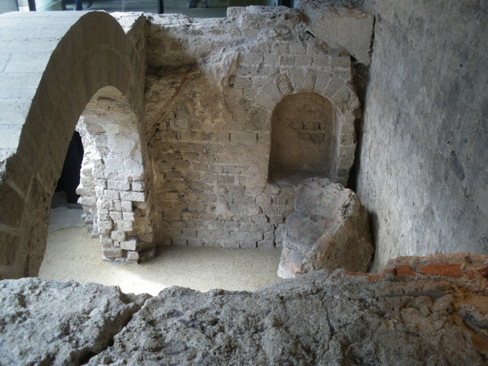 Ausgrabungen unter dem Kölner Dom