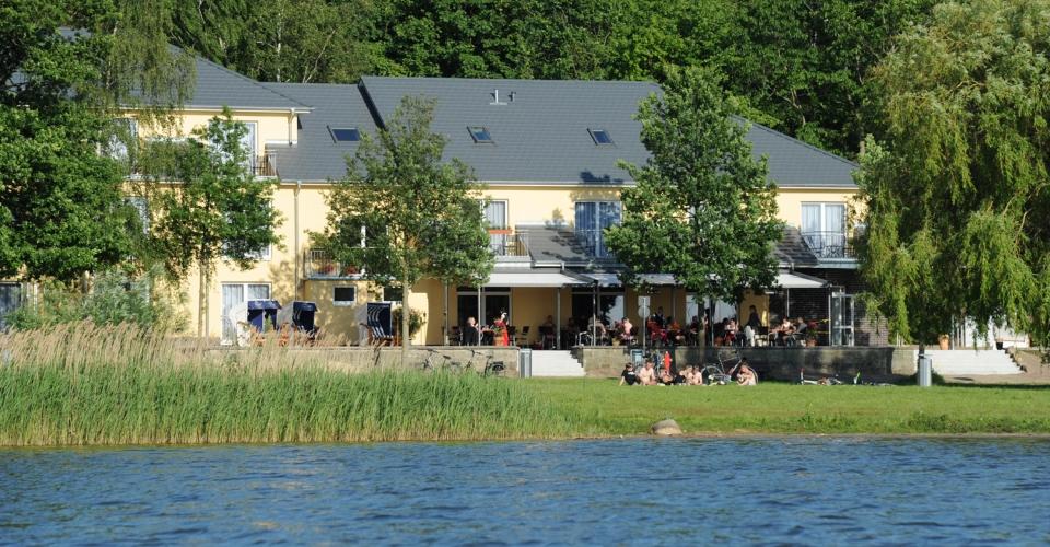 Strandhaus am See