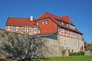 Burg Warberg am Elm, Elmkreisel