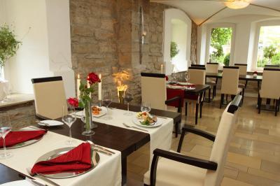 Restaurant im Hotel an der Wasserburg