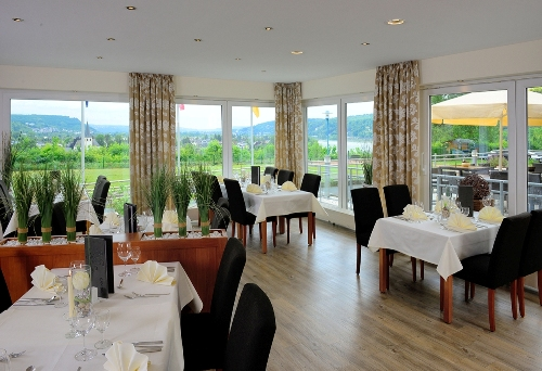 Restaurant © Ringhotel Haus Oberwinter