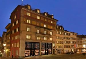 Widder Hotel in Zürich