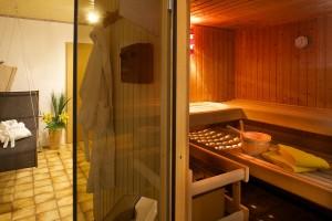 Sauna © Landhaus Ohnesorg