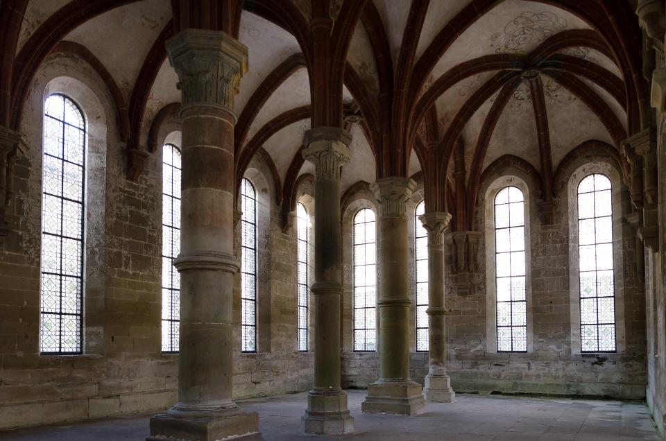Kloster Maulbronn, Herrenrefektorium