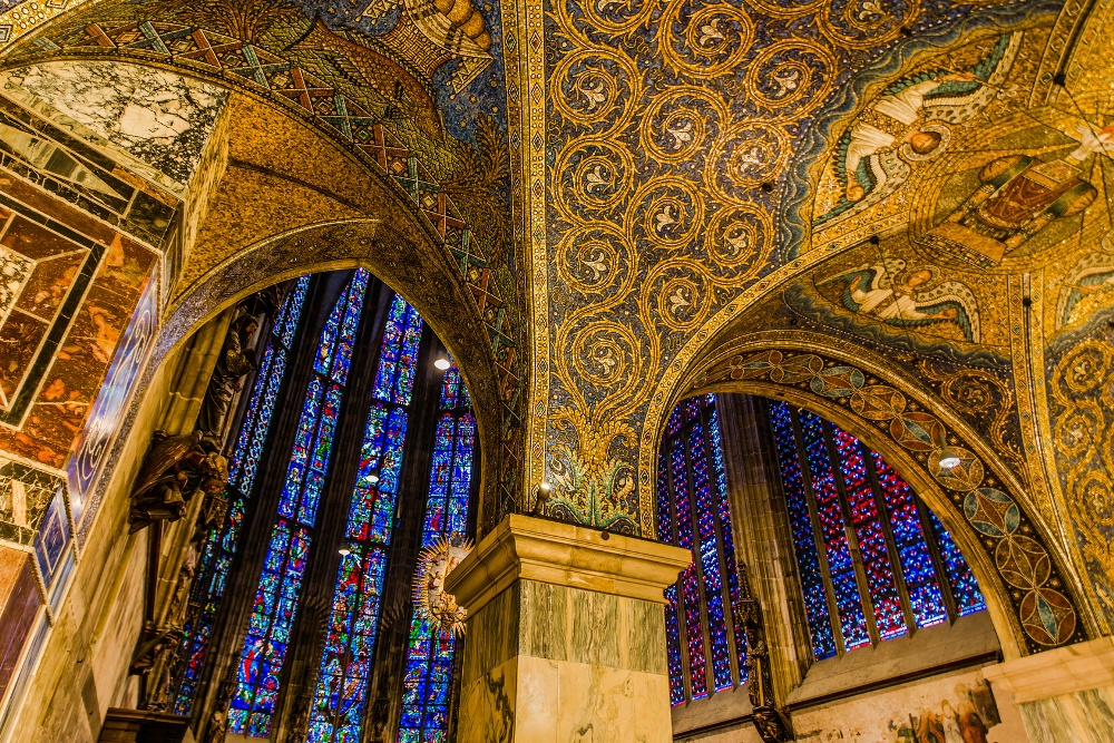 Aachener Dom Innen