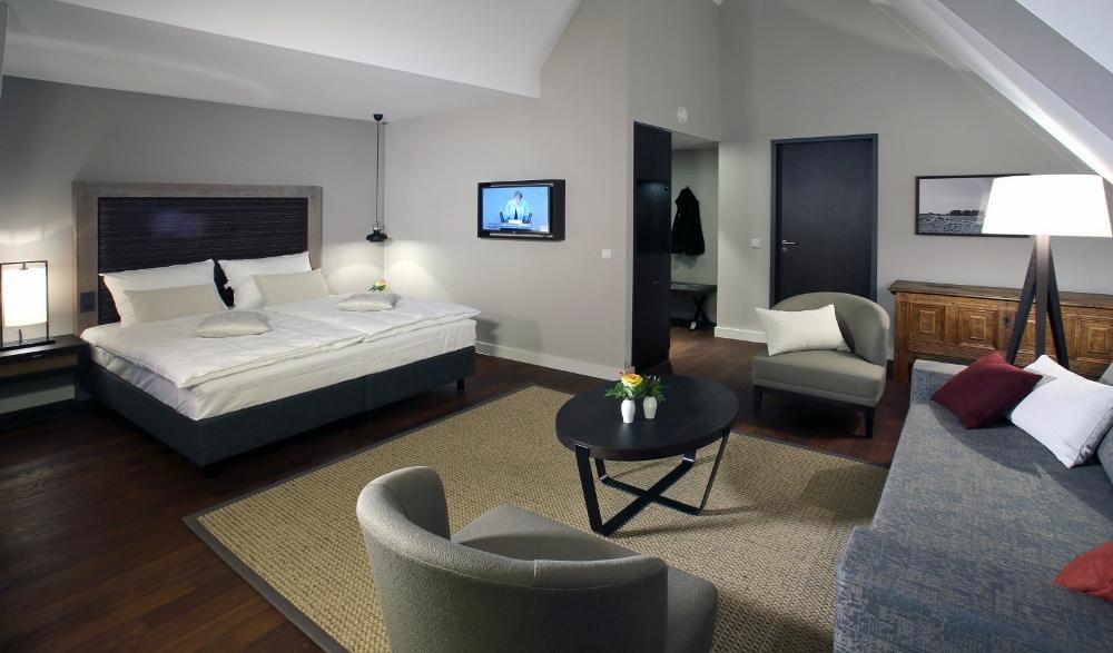 Hotelzimmer, Hotel am Fischmarkt, Rheinberg