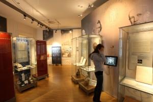 Wiener Philharmoniker Museum im Haus der Musik, Wien, Österreich