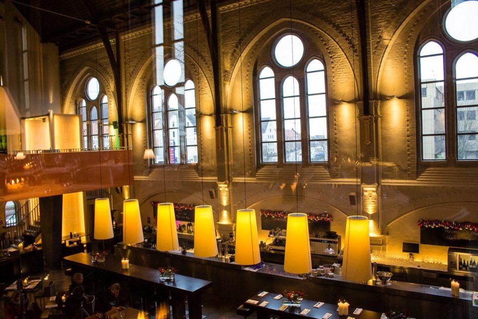 Kirchenrestaurant Glückundseligkeit