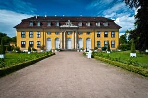 Schloss Mosigkau, Gartenreich Dessau-Wörlitz